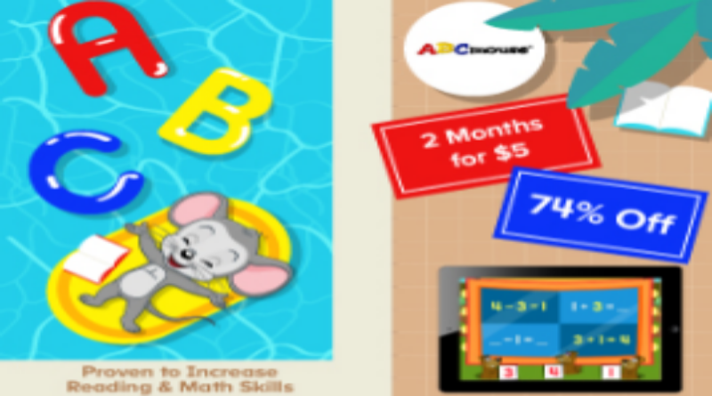 ABC Mouse Summer Special: Two Months For Only Five Bucks