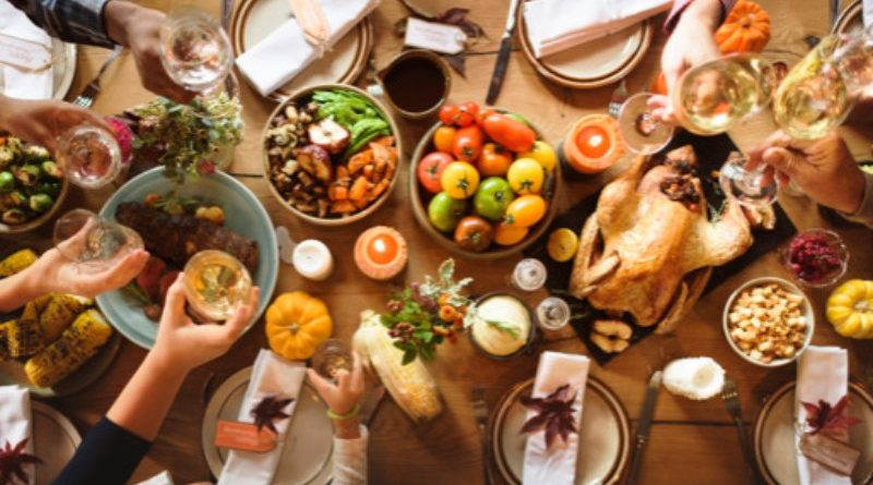 Celebrating Thanksgiving: The Feast of the Harvest